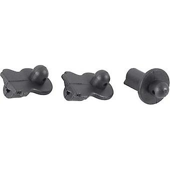 Spare part Reely MV142 Chassis bracket set