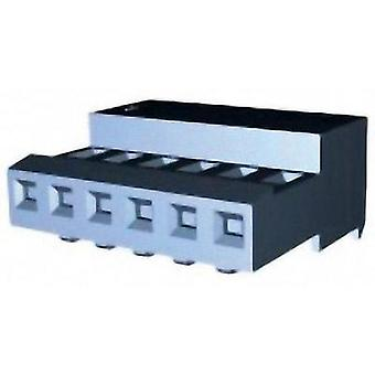 Receptacles (standard) MTA-100 Total number of pins 6 TE Connectivity 3-640442-6 1 pc(s)
