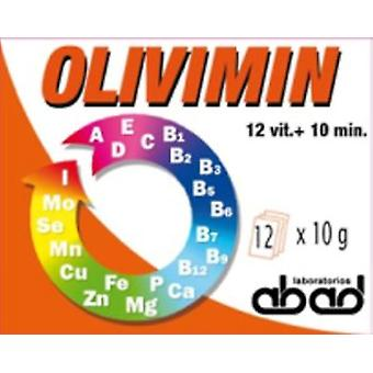 Kiluva Iroviton Vit + Mine 12 Envelopes (Diet)