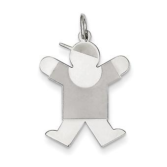 Charm in argento Sterling gioia Kid - 1,0 grammi