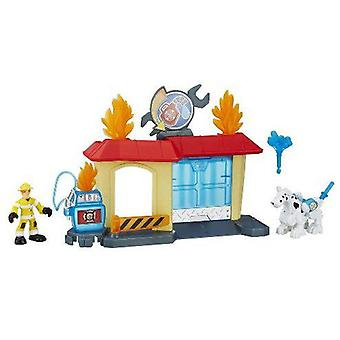 Playskool Transformer Rescue Adventure Set (Toys , Action Figures , Vehicles)