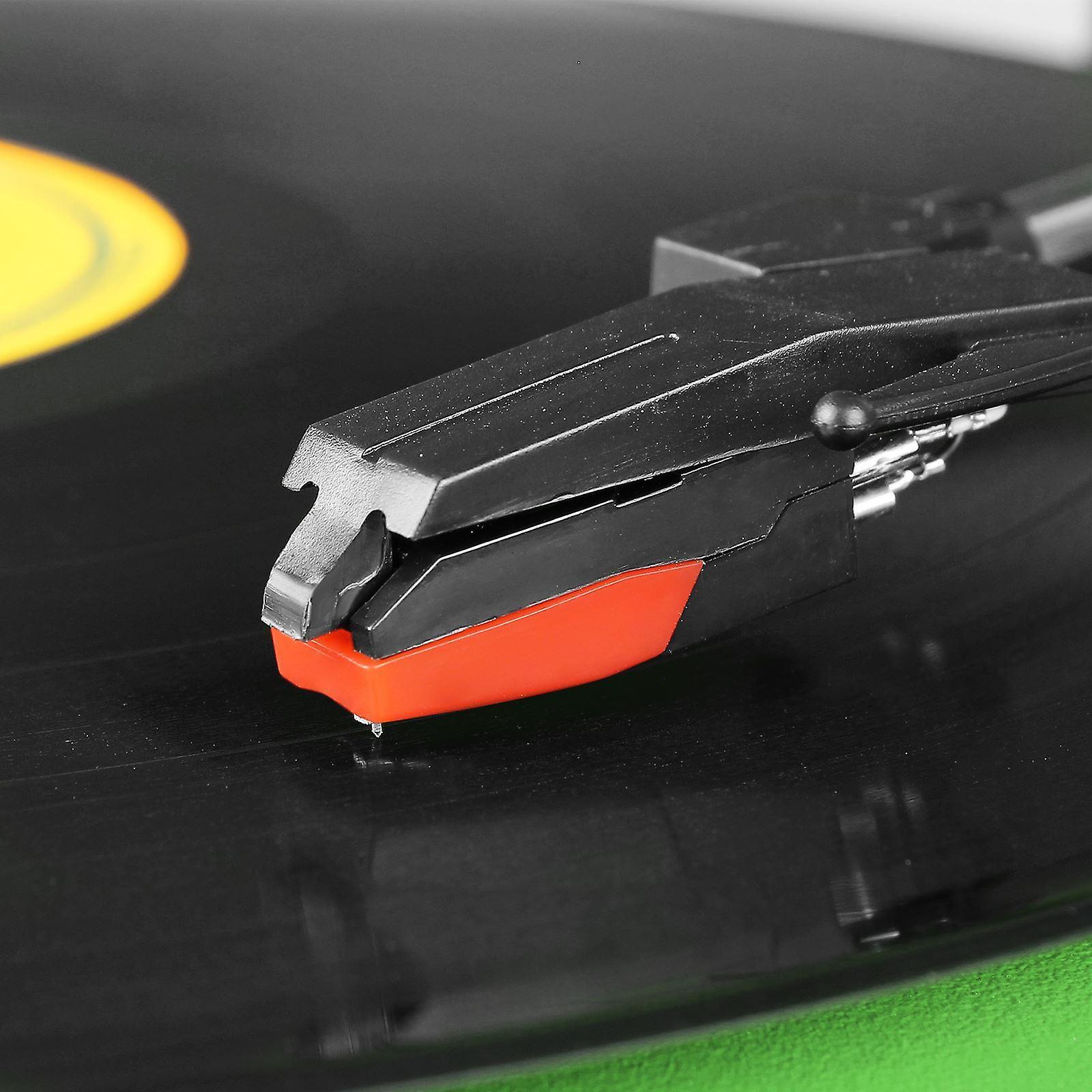 Giradischi USB AMOS (verde)