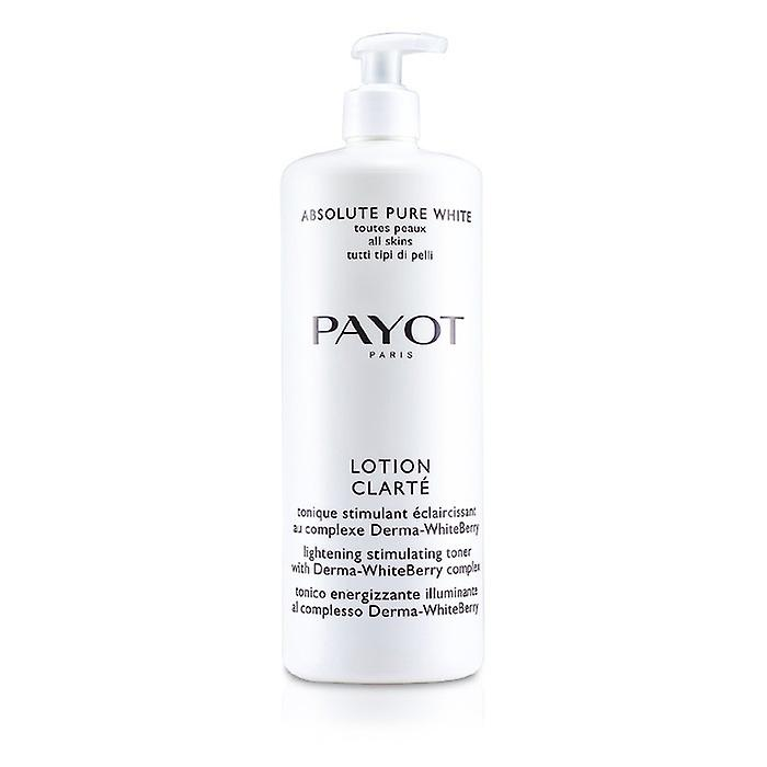 Payot absolu pur blanc Lotion Clarte (Salon Size) 1000ml / 33,8 oz