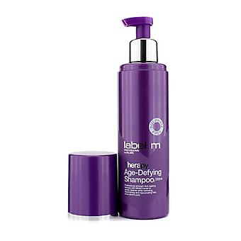 Label.M Therapy Age-Defying Shampoo (Gently Cleanse While Restoring, Replenishing and Rejuvenating Hair) 200ml/6.8oz