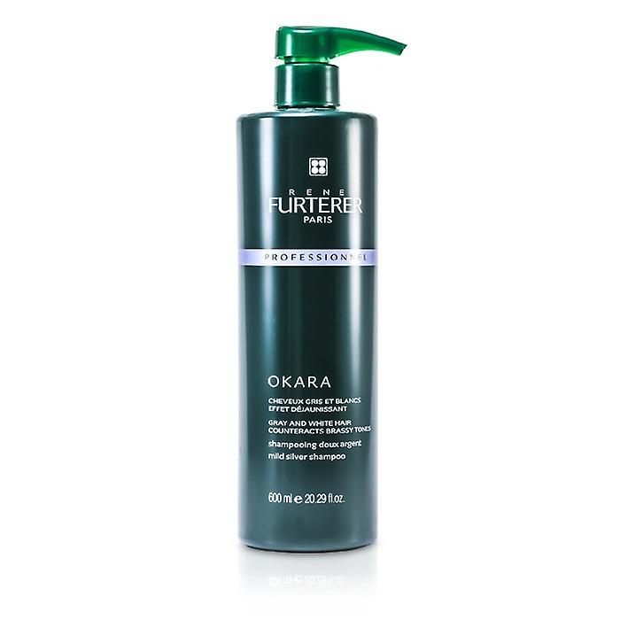 Rene Furterer Okara Mild Silver Shampoo - For Gray and White Hair (Salon Product) 600ml/20.29oz