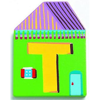 Djeco Cottage letter - T (Babies and Children , Toys , Others)