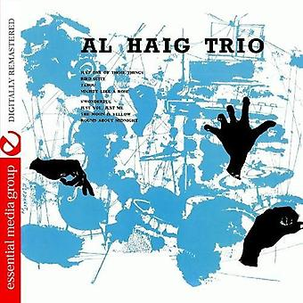 Al Haig Trio - Al Haig Trio (Period) [CD] USA import