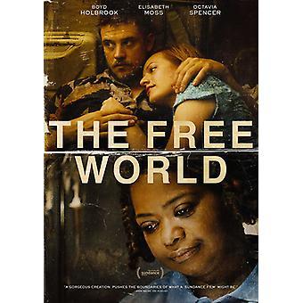 Fria världen [DVD] USA import