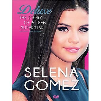 Selena Gomez - historie om en teenager Superstar [DVD] USA import