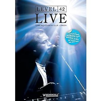 Niveau 42 - Live på Londons by & Country Club [DVD] USA import