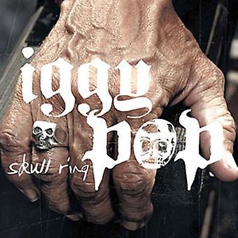 Iggy Pop - importación de USA de anillo de la calavera [CD]