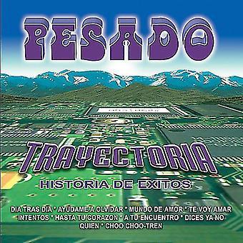 Pesado - Trayectoria [CD] USA importerer