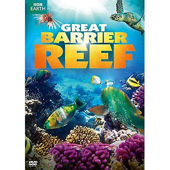 Great Barrier Reef [DVD] USA import