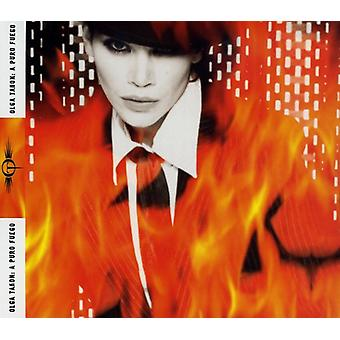 Olga Tanon - Puro Fuego [CD] USA import