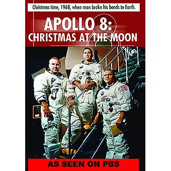 Apollo 8: Jul på Månen [DVD] USA importen