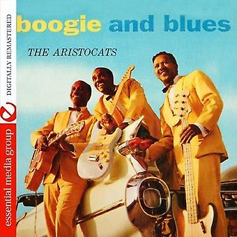 Aristocats - Boogie & Blues [CD] USA import