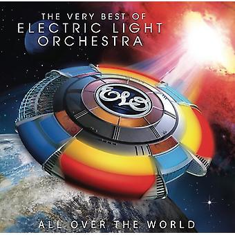Elo (Electric Light Orchestra) - över hela världen: mycket bästa av elektriskt ljus [Vinyl] USA import