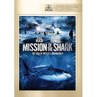 Mission of the Shark: Saga of the Uss Indianapolis [DVD] USA import