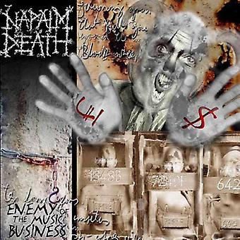 Napalm Death - fjende af musikbranchen [Vinyl] USA importerer