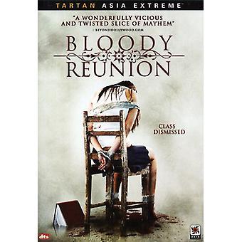 Blodig genforening [DVD] USA importerer