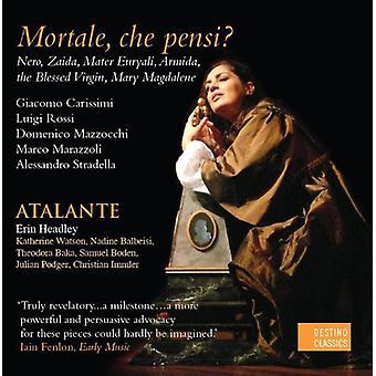 Headley / Atalante - Reliquie Di Roma III Mortale Che Pensi [CD] USA import