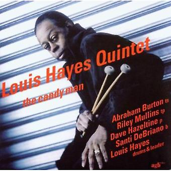 Louis Hayes kvintet - Candy mand [CD] USA import