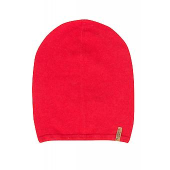 Lee oversize Beanie knit Cap red LW1048LK