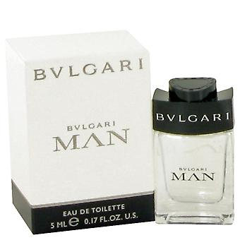 Bvlgari Men Bvlgari Man Mini EDT By Bvlgari