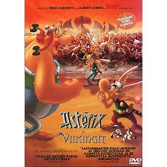 ASTERIX AND THE VIKINGS (DVD)
