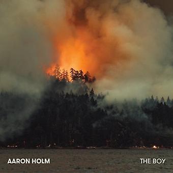 Aaron Holm - dreng [CD] USA import