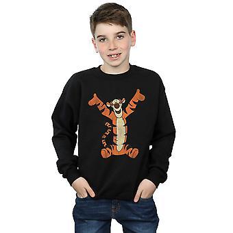 Disney Boys Winnie The Pooh Classic Tigger Sweatshirt