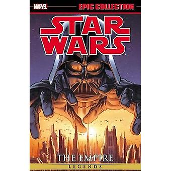Star Wars Legends Epic Collection The Empire Volume 1 by John Ostrander & Randy Stradley