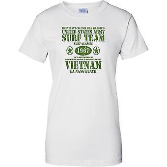US Army Kilgores Surf Team - Apokalypse Now inspiriert - Damen T Shirt