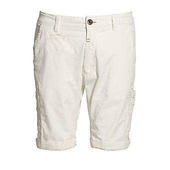 ALPHA INDUSTRIES dekk Cargo Shorts hvit