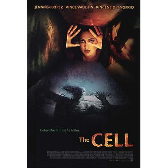 The Cell Movie Poster (11 x 17)