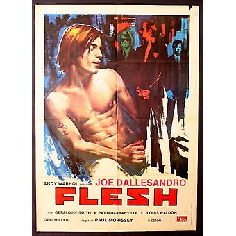 Andy Warhols Fleisch Movie Poster (11 x 17)