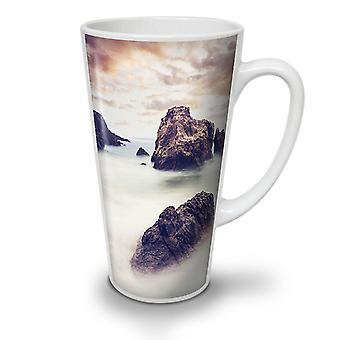 Neuheit-Sky Cloud Natur neue weißer Tee Kaffee Keramik Latte Becher 17 oz   Wellcoda