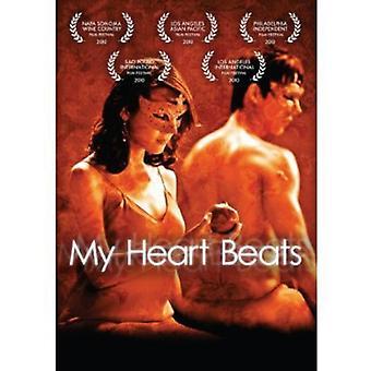 Mit hjerte slår [DVD] USA importerer