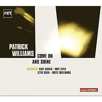 Patrick Williams - kommer & glans [CD] USA import
