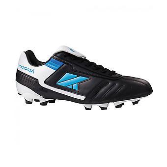 KOOGA lightning LCST moulded boot [black/white/blue]