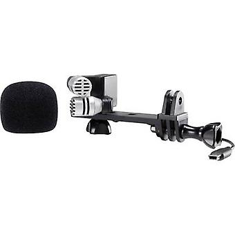 Camera microphone Renkforce GM-01 Transfer type:Corded incl. cli