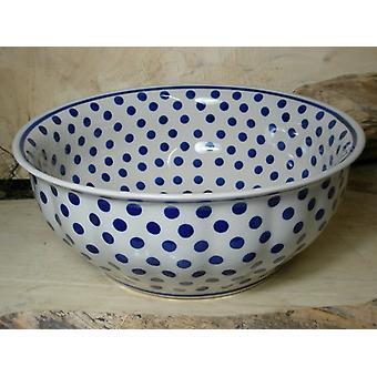 Waves edge Bowl, 2nd choice, Ø 29 cm, height 11 cm, tradition 24 - BSN 60331