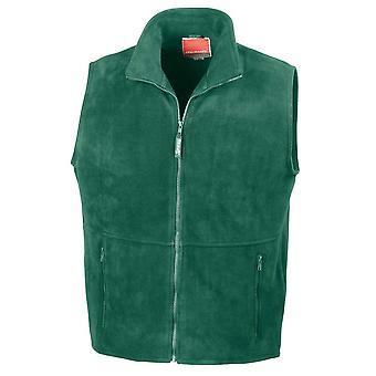 Result Mens Extreme Fleece Jackets Bodywarmer Gilet