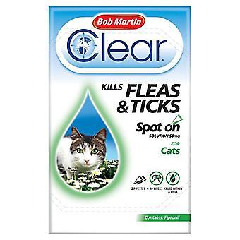Bob Martin Clear Cat Kitten Spot On  Treatment