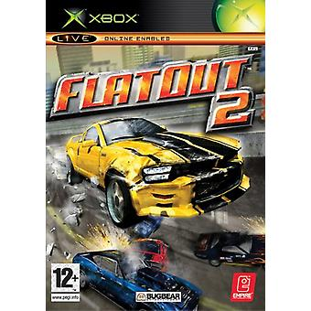 FlatOut 2 (Xbox) - Factory Sealed