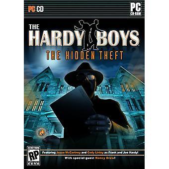 Hardy Boys The Hidden Theft (PC DVD)
