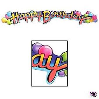 Tillykke med fødselsdagen Streamer