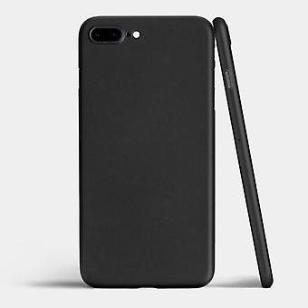 Matte black shell for iPhone 7 Plus 0, 3 mm