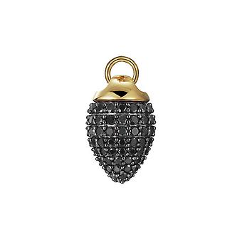 Joop women's pendant charm Silver Gold KATY JPCH90004A000