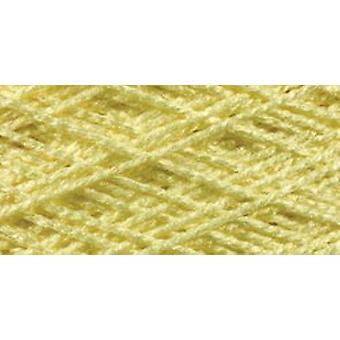 Needloft Craft Yarn 20yd-Lemon